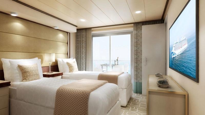 sky suites princess cruises-2019-bedroom