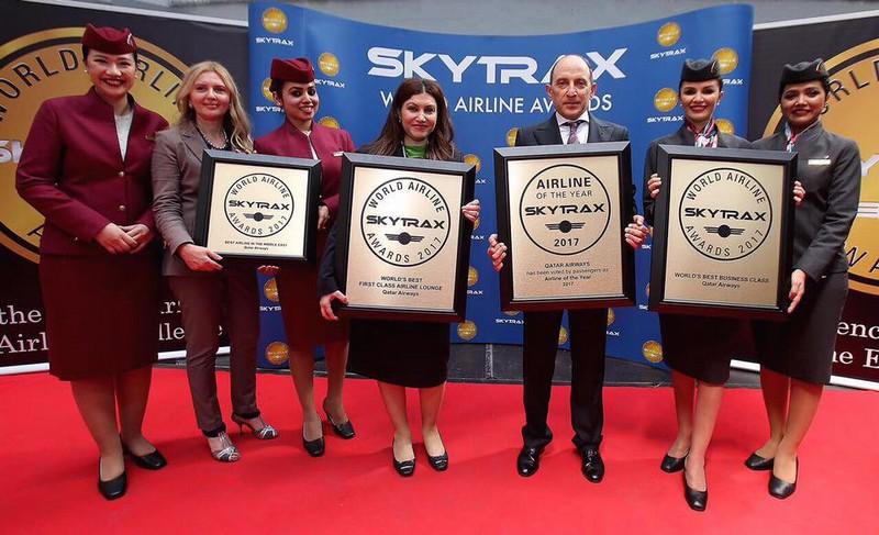 skytrax - qatar