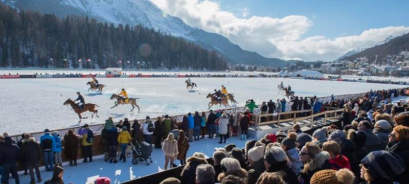 snow polo tournament st moritz