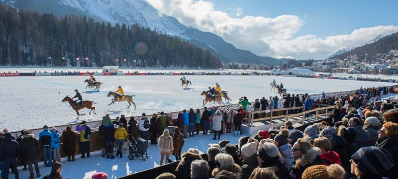 snow polo tournament st moritz