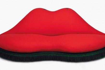 Salvador Dali's Mae West Lips sofa may leave UK if buyer can't be found