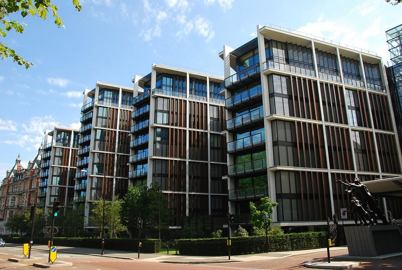 some of the most expensive apartments in London