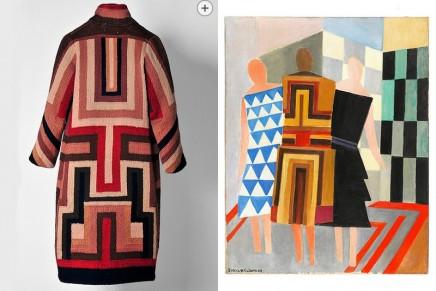 Sonia Delaunay. Art, Design and Fashion