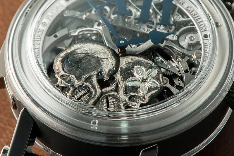 speake-marin Crazy Skulls Flying Tourbillon Minute Repeater