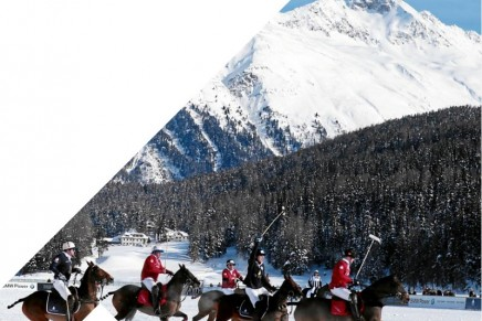 White Turf St. Moritz 2018, the race with the highest purse in Switzerland, celebrates 111th anniversary