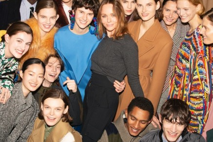 Stella McCartney leverages star power to save the rainforests