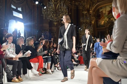 Stella McCartney lays waste to disposable fashion in Paris