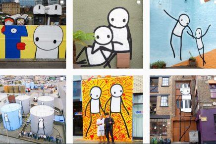 When does street art become 'art' art?
