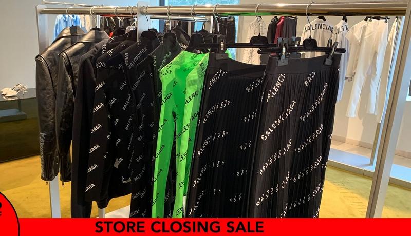store closing sale 2019