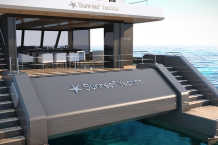 Sunreef Supreme promises a game changing concept of power and sailing catamarans