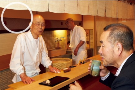 'World's best sushi restaurant' stripped of its three Michelin stars