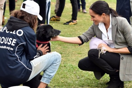 The Meghan effect: can her ethical and sustainable fashion choices change lives?