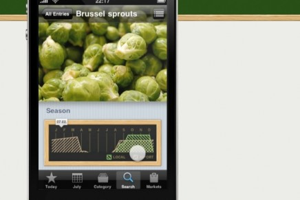 Top 10 sustainable food apps