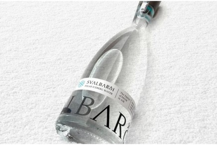 $90 for a bottle of melted iceberg? Inside the world of luxury water
