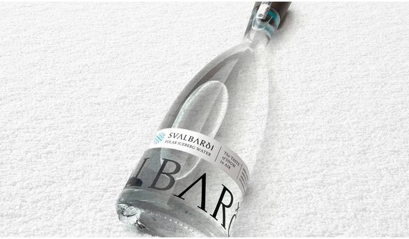 svalbardi luxury bottled water