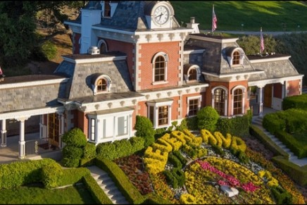 Michael Jackson's Neverland ranch cuts sale price by $69m