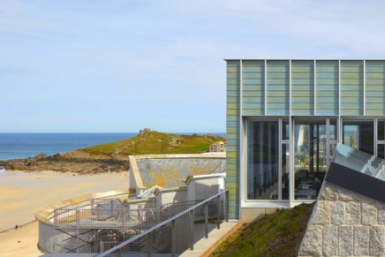 'Breathtakingly beautiful': Tate St Ives wins museum of the year award