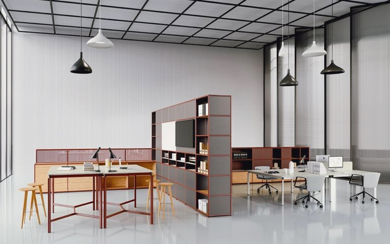 tecno linea office collection
