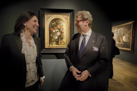 World art market stalls for first time in years
