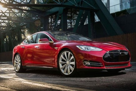 Tesla Model-S launch: an electric car to answer even Clarkson's objections