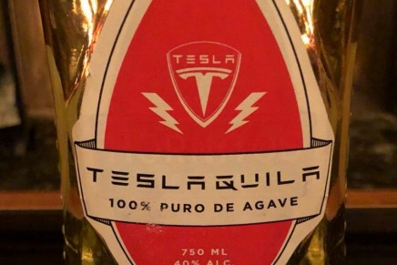 Elon Musk says 'Teslaquila' is 'coming soon' as Tesla files trademark
