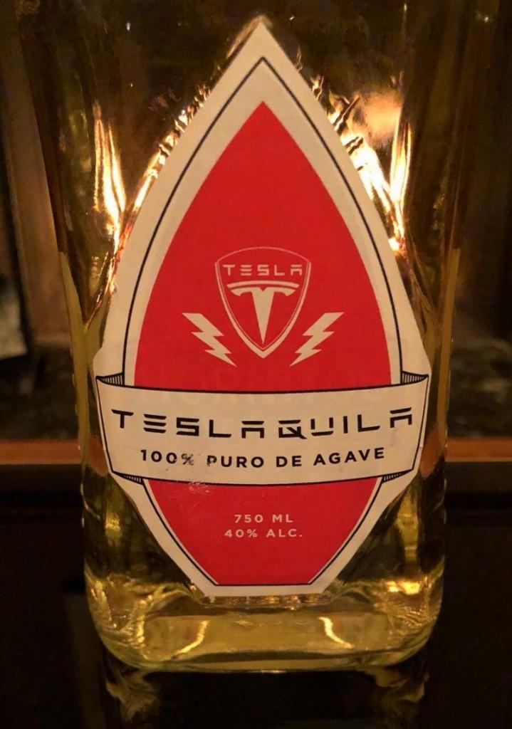 tesla tequila comming soon