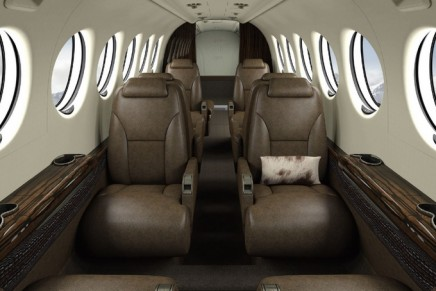 Special Edition King Air 350i launched by Textron Aviation and King Ranch