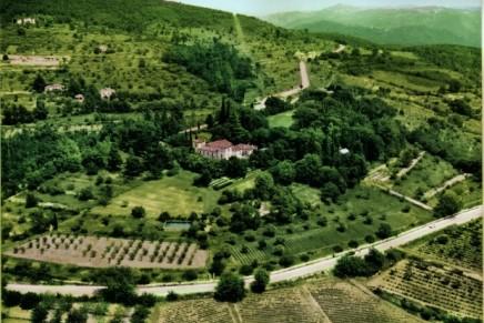 Château de la Colle Noire in Grasse, Christian Dior's Provençal dream is alive again