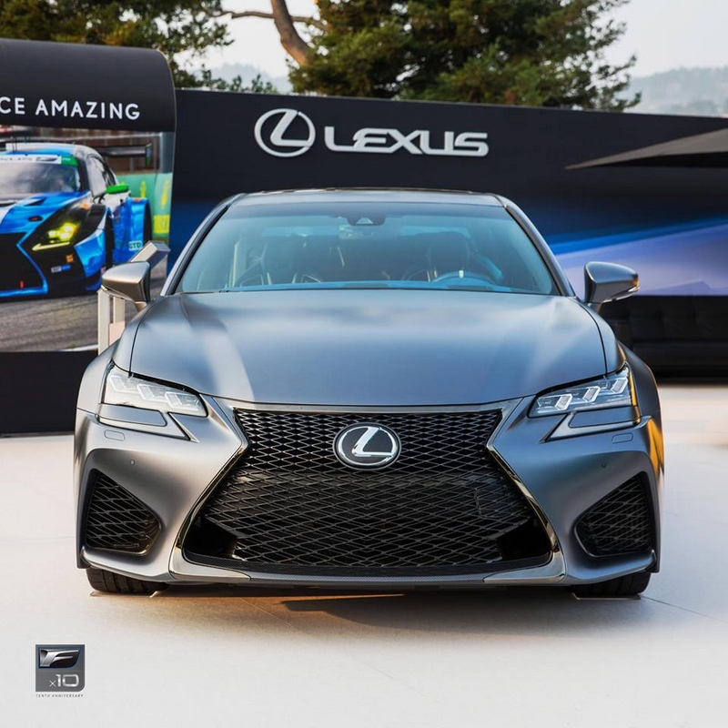 the LC Inspiration Series Concept and the UX 250h Concept unveiled at 2018 Pebble Beach-photos