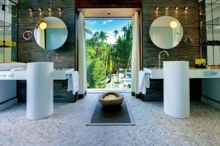 Green luxury: most beautiful eco hotels