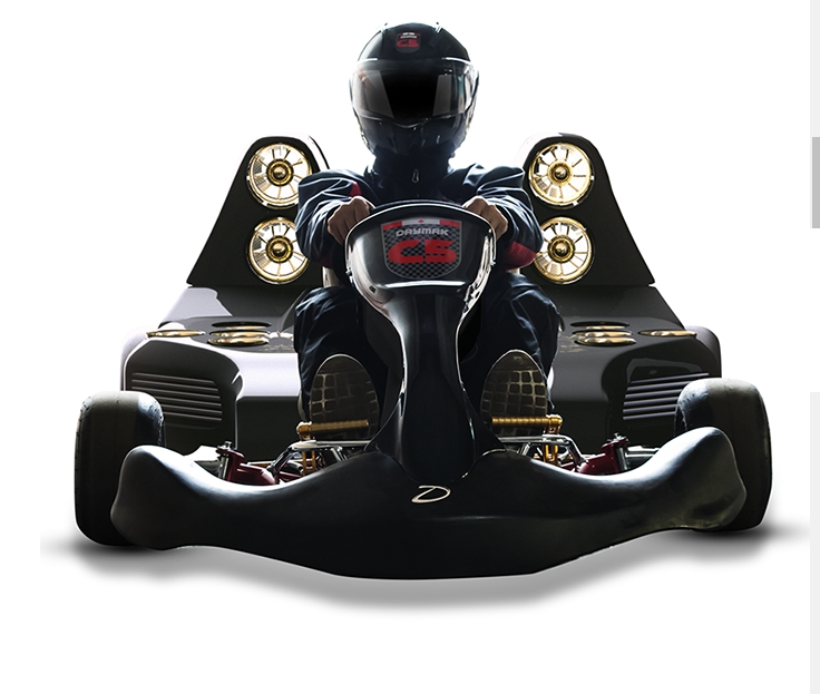 the fastest electric go-kart in the world