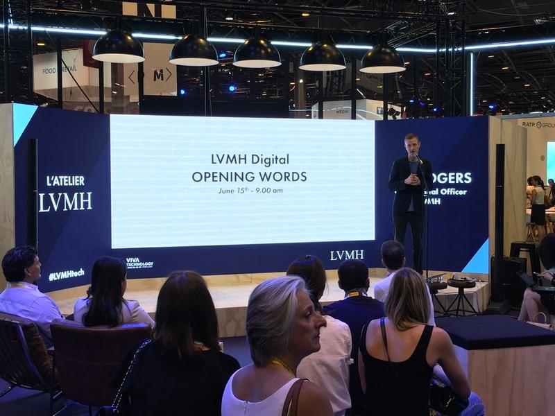 the inaugural LVMH Innovation Award winner is... Heuritech-