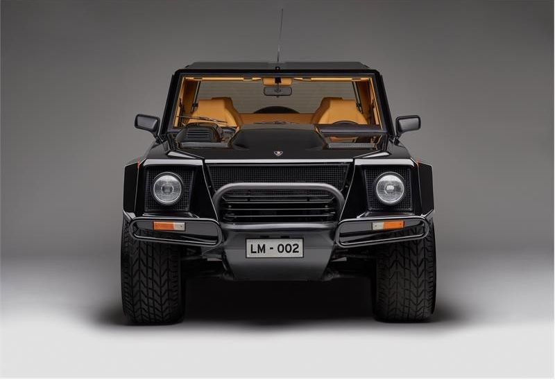 the legendary LM002 - the father of luxury SUVs-