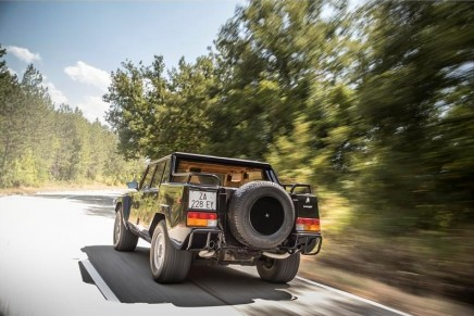 Ahead of the Urus launch, Lamborghini looks at the legendary LM002 – the father of luxury SUVs