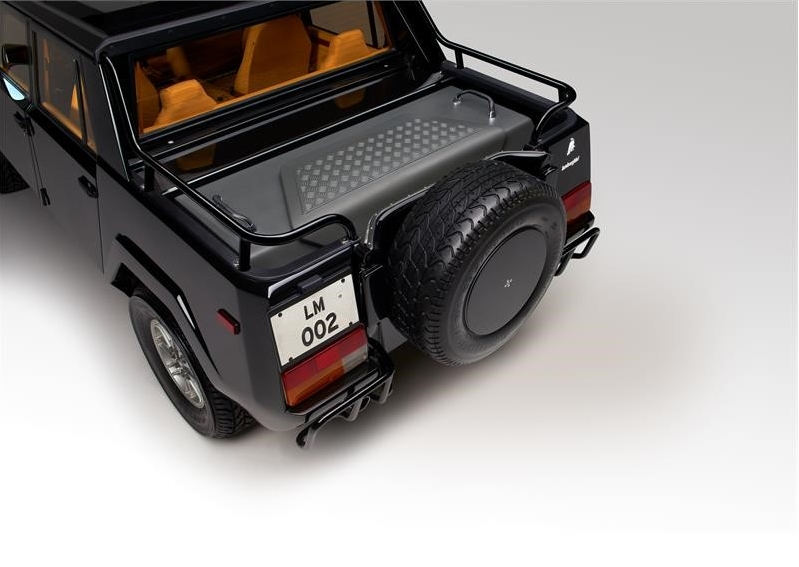 the legendary LM002 - the father of luxury SUVs