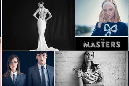 The world's couture greats for The Masters on Oxford Street