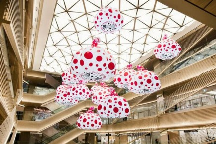 LVMH is taking over Tokyo with Ten LVMH Maisons in the new Ginza Six, the largest mall in Japan