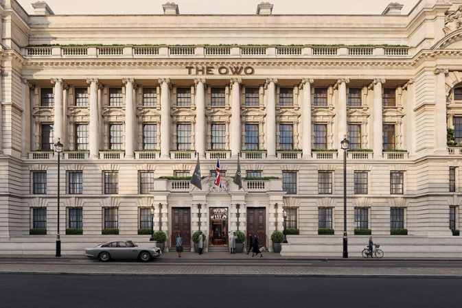 Churchill's Old War Office to be serviced by Raffles with branded residences, restaurants and spa