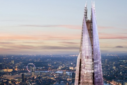 High living, low sales: Shard apartments still empty, five years on