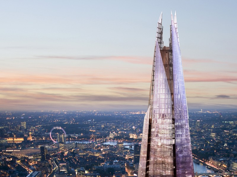 the shard apartments-