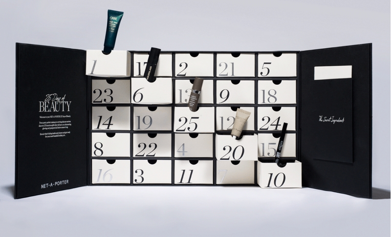 the ultimate beauty advent calendar