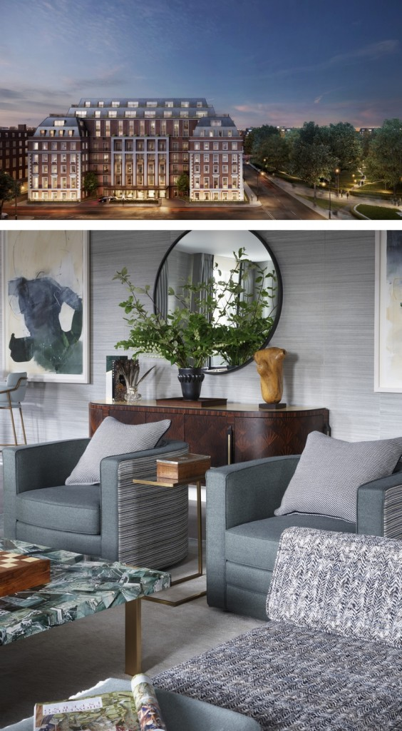 the very first standalone Private Residences from Four Seasons Hotels & Resorts 2019-