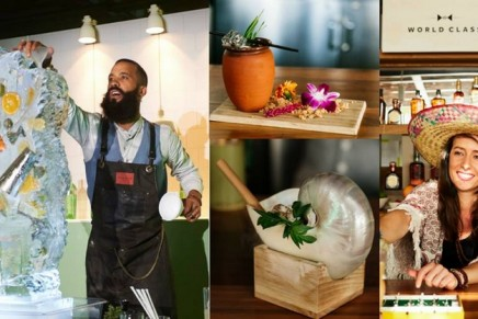 Cocktail culture is skyrocketing internationally: Cocktail Trends from the Best Bartenders of The Year