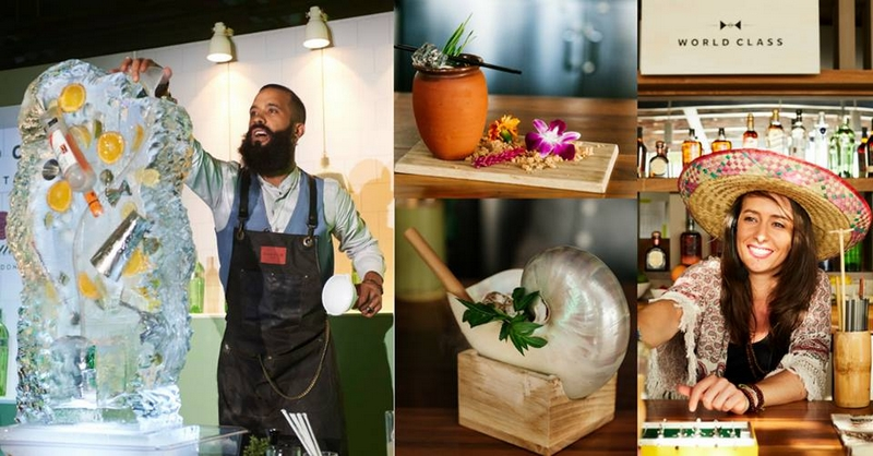 the world's best bartenders battle it out in Mexico City