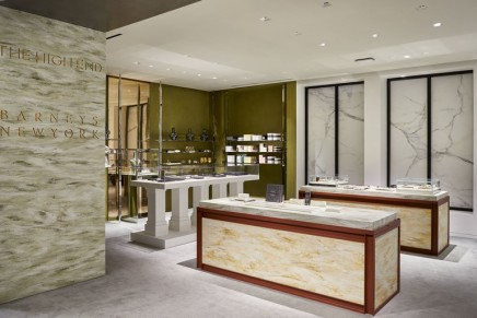 The High End: Barneys New York is the first major retailer to introduce a luxury cannabis lifestyle shop