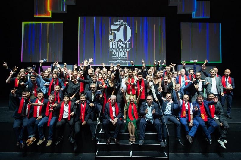 theworlds50best restaurants in 2019