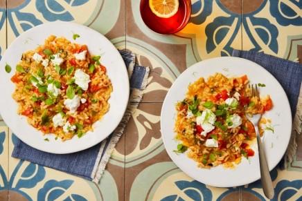 The quick dish: Thomasina Miers' recipe for tomato and fennel risotto