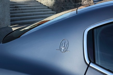 All of Maserati's new models will adopt hybrid and battery electric propulsion systems