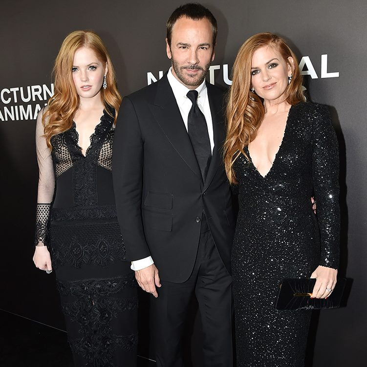 tom ford at nocturnal animal premiere