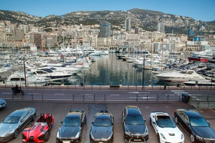 Gemballa at the 13th Top Marques Monaco